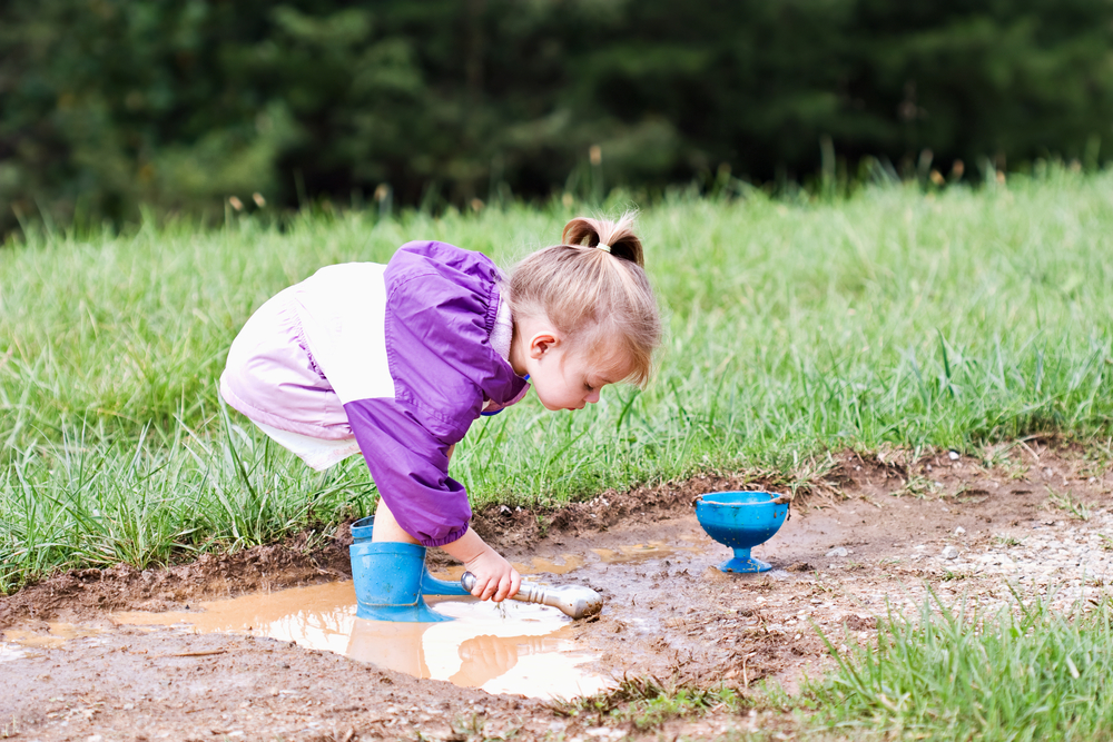 Как децата преоткриват света