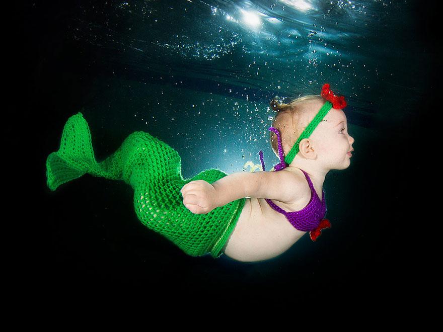 Подводни бебета