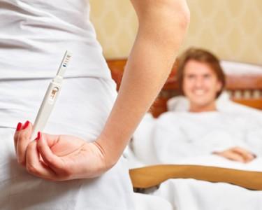 Изкуството да си направиш тест за бременност