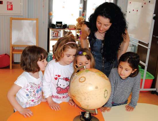 Самостоятелна и почасова форма в детските градини
