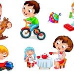 За важността на играта при децата