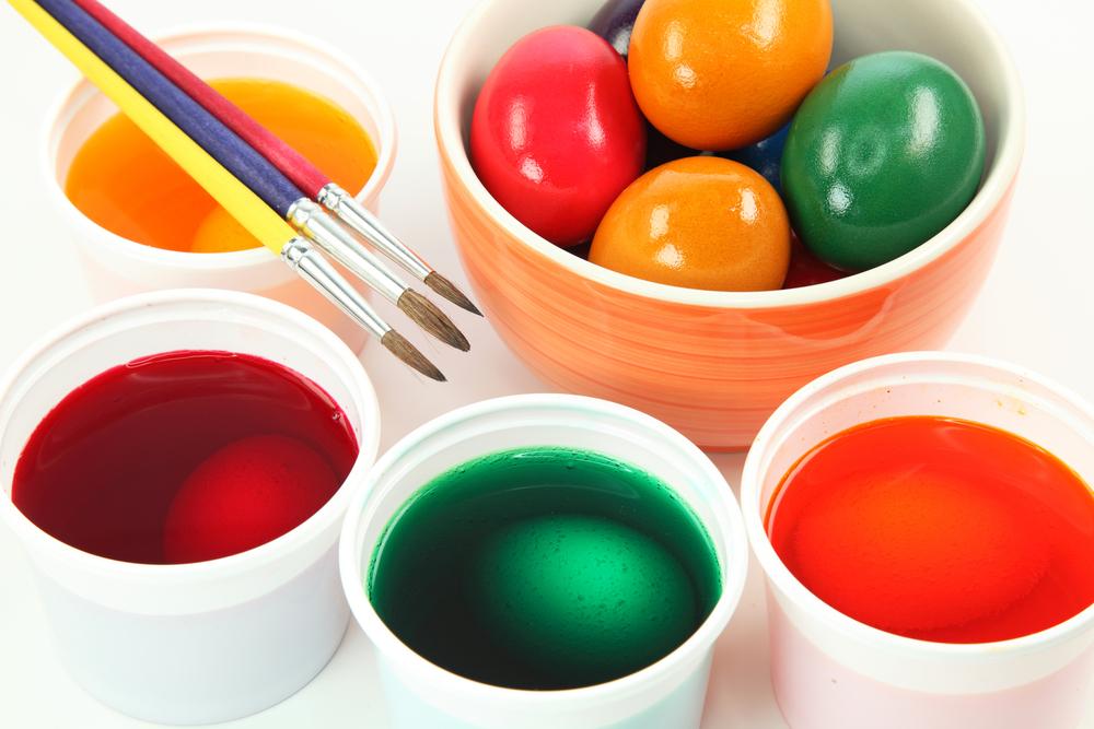 10 бабини съвета за здрави и красиви Великденски яйца