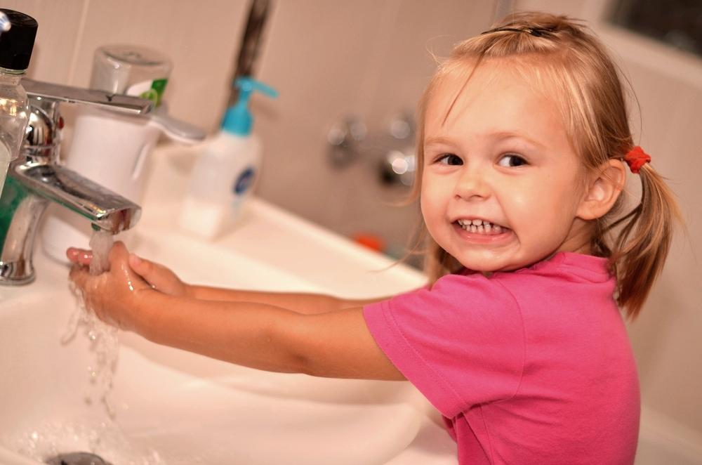 15 октомври: Световен ден за миене на ръцете