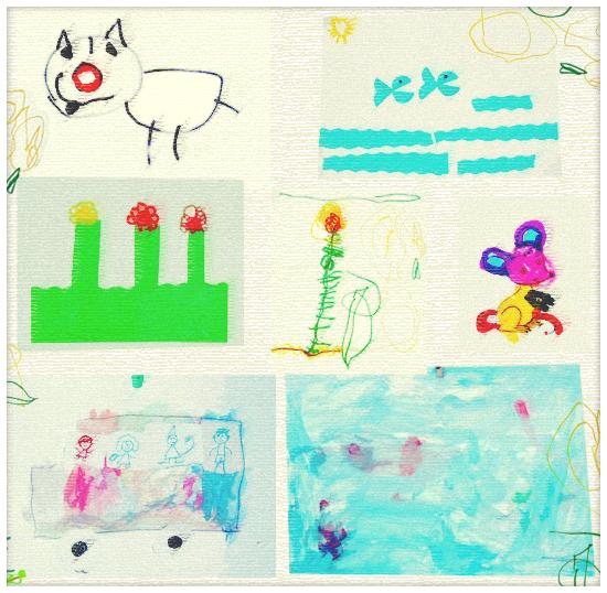 Графични умения, рисуване за деца