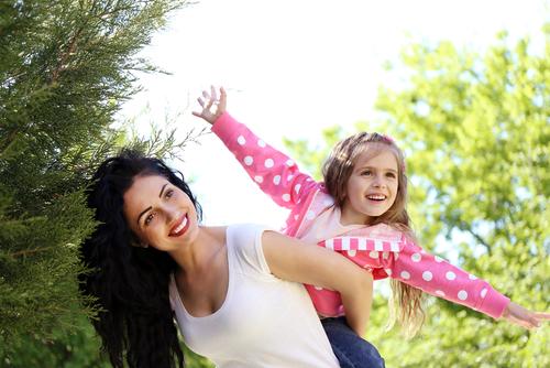 Какво правят щастливите майки?