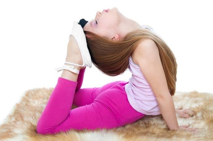 Децата и йогата – възможните ползи