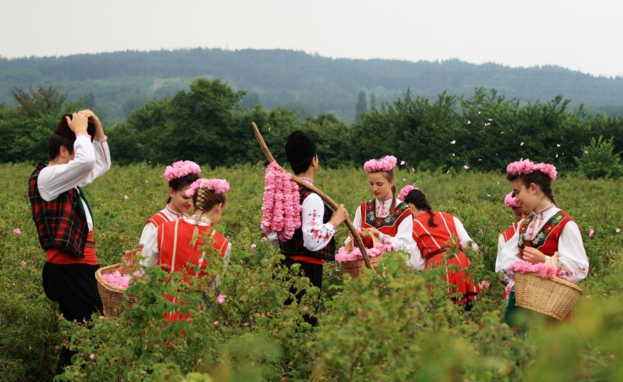 Казанлък – красивия център на Розовата долина