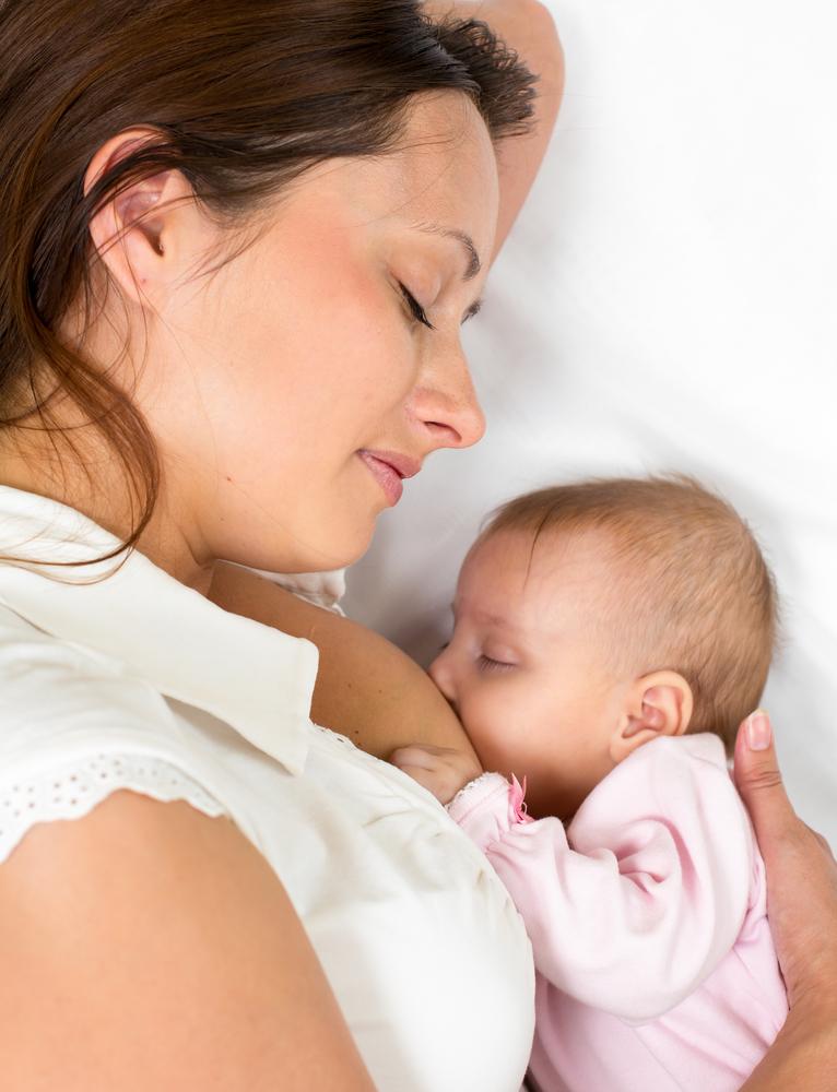 За коластрата и кога идва кърмата след раждане