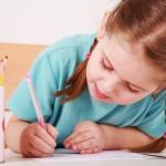 Как да насърчим детето ни да пише