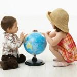 Детето на възраст между три и пет години