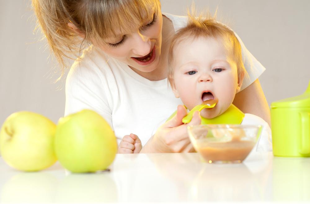 Как да разпознаем качествените бебешки пюрета?