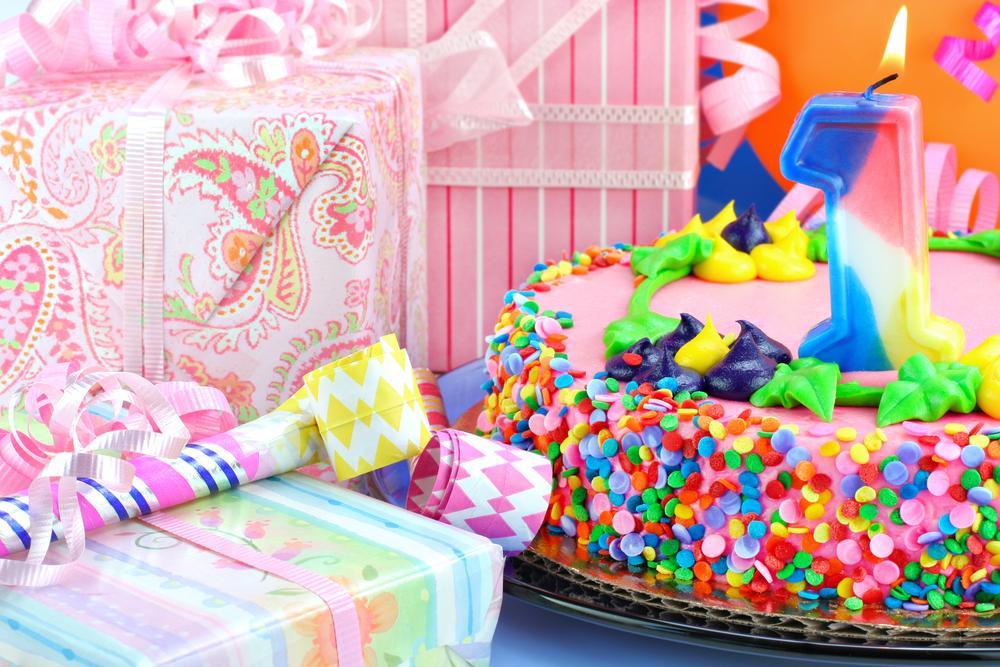 Парти за първия рожден ден: Мисията е възможна