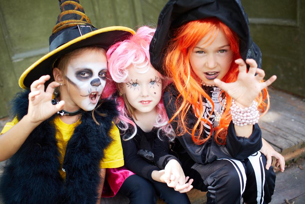 Хелоуин или защо да направим последния ден на октомври малко страшен и повече забавен