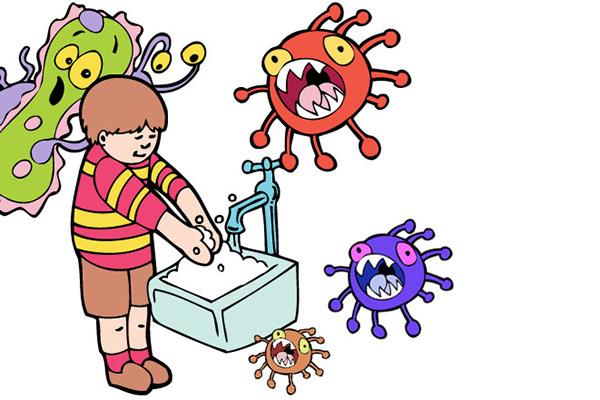 Седем практични и забавни начини да накараме детето да си мие ръцете