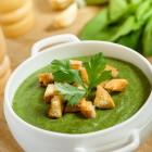 Пролетен код зелено: Витаминозна супа без варене