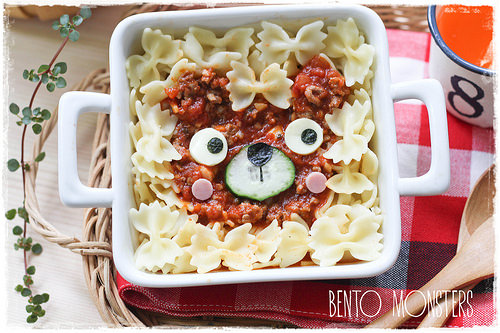 Bear Pasta