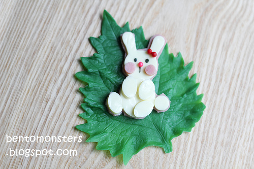 Bunny using cutters