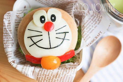 Doreamon Burger