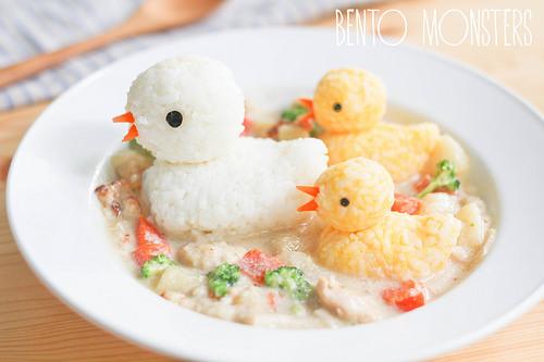 Duck Cream Stew