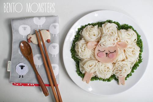 Sheep Noodles