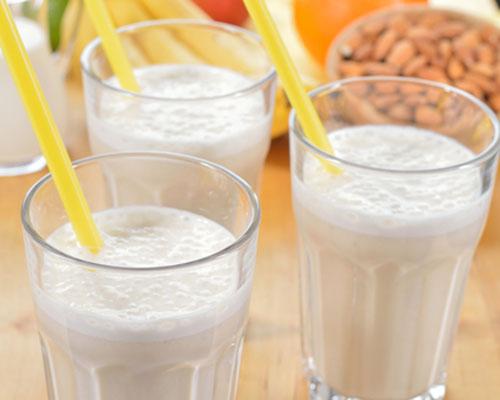 Как да си направим ядково мляко?