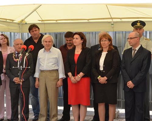 Строят Национален център по природо-математически науки в Казанлък