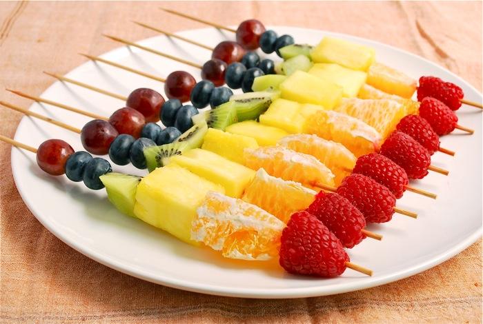 7 креативни идеи за вкусни плодови салати
