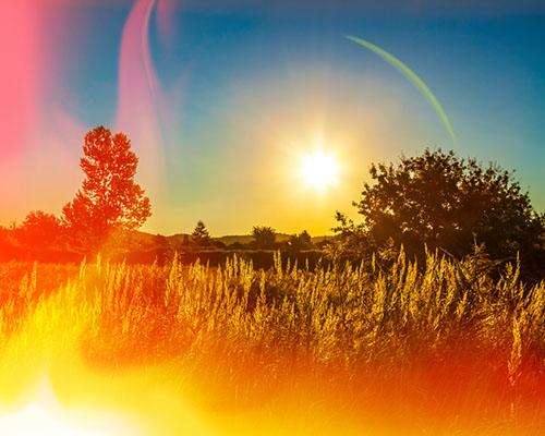 Горещници – трите най-горещи дни в годината
