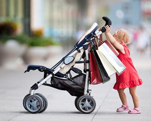 Път за бебешки колички