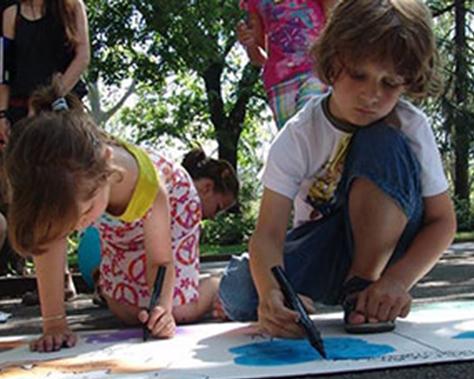 Лятна академия за деца в НХА