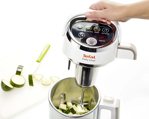Приготовление супа теперь легко, как детская игра