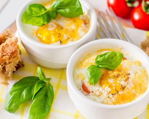 Яйца по градинарски