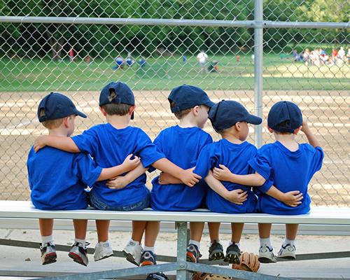 Кога е готово детето за отборни игри?