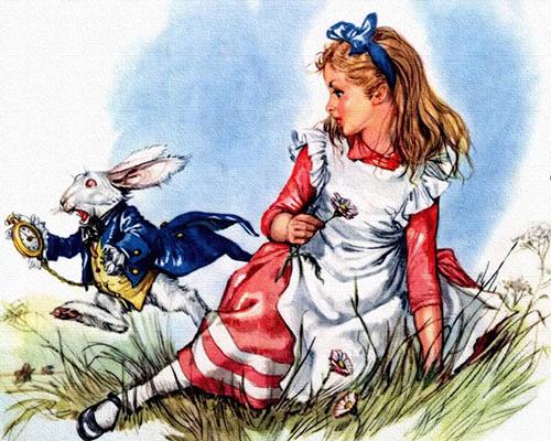 Алиса в страната на чудесата – Луис Карол (аудио приказка)