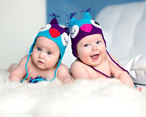 Не се плашете,  ако имате близнаци!