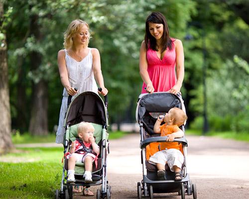 Майките – с по-високи доходи
