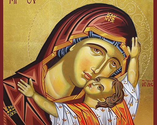 Малка Богородица – пазителка на семейството