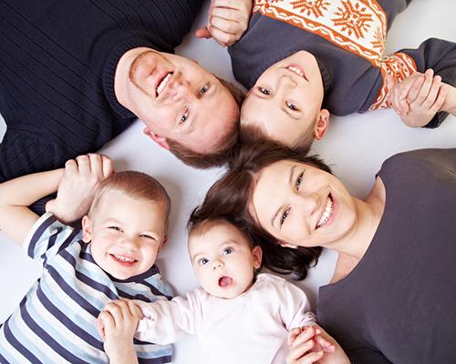 Децата от големи семейства съзряват по-рано