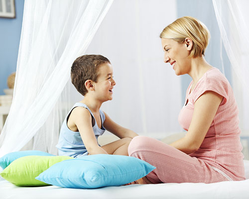Положителните фрази, с които да израсне всяко дете