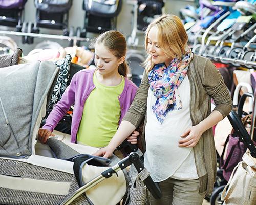 Как да изберем детската количка