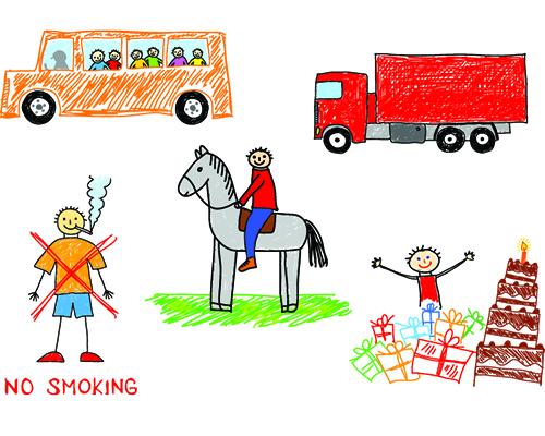 Строги мерки за пушачите, които превозват деца