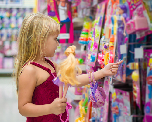 Основни правила при избора на детски играчки