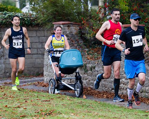 Майка с количка постави световен рекорд в маратон