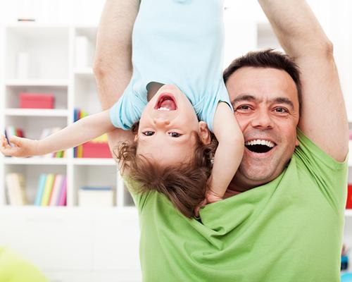 Как да отгледате щастливи деца в 10 лесни стъпки