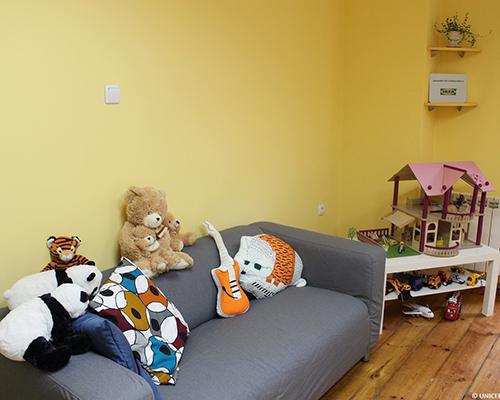 Детски център за застъпничество и подкрепа бе открит в София