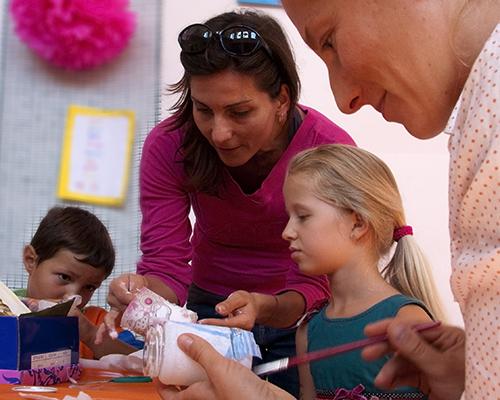 Семеен Маратон Ателиета в Серендипити: незабравими моменти с любимите хора