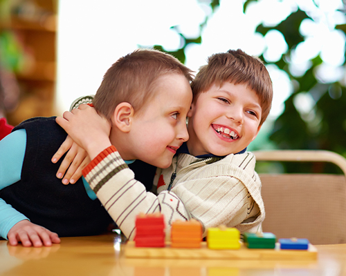 """Как да се грижим за деца с увреждания ни учат от фондация """"За нашите деца"""""""