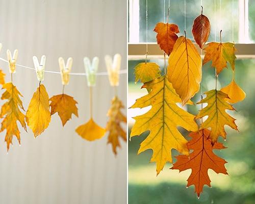 Есен на прозореца