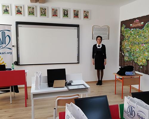 Уникална класна стая откриха във Велико Търново