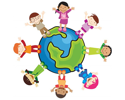 Деца на света
